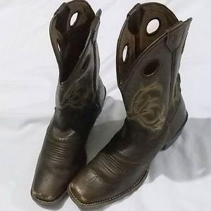 Justin kids Boot Size 2